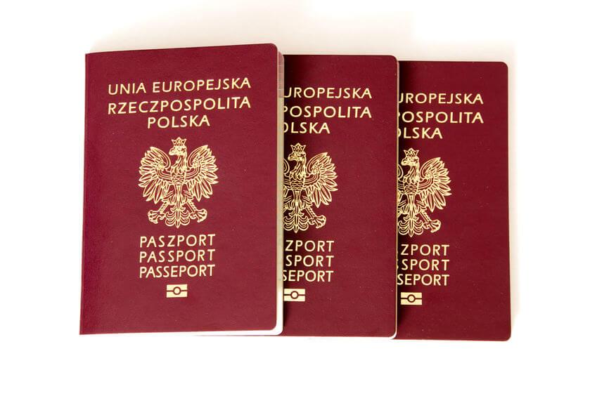 Polskie paszporty biometryczne